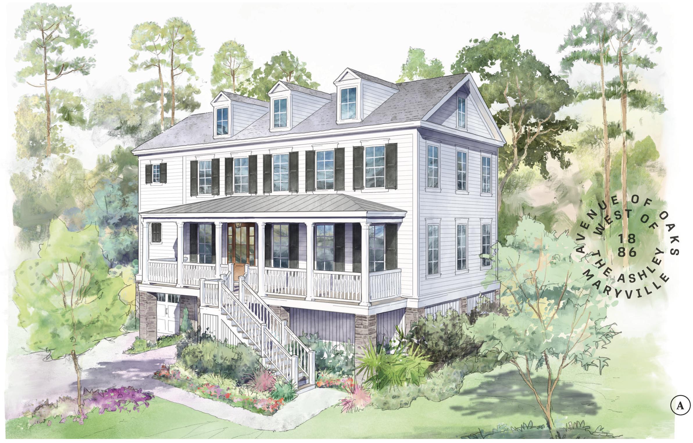 Avenue of Oaks Homes For Sale - 1087 Avenue Of Oaks, Charleston, SC - 0