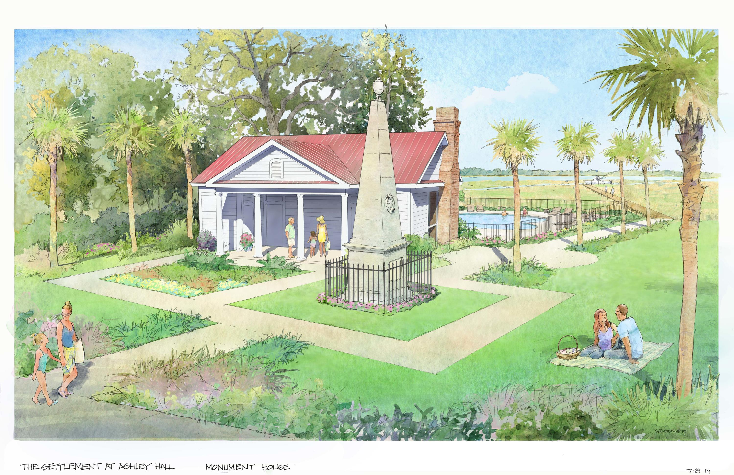 The Settlement Homes For Sale - 2008 Ironstone Aly, Charleston, SC - 1