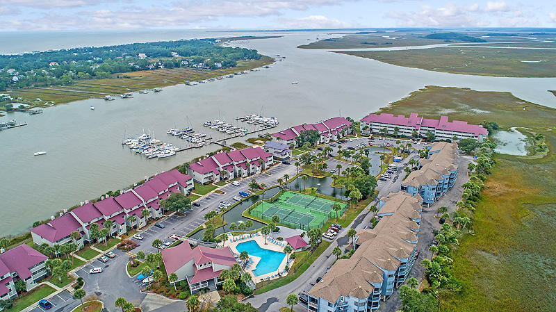 Mariners Cay Homes For Sale - 45 Mariners Cay, Folly Beach, SC - 65