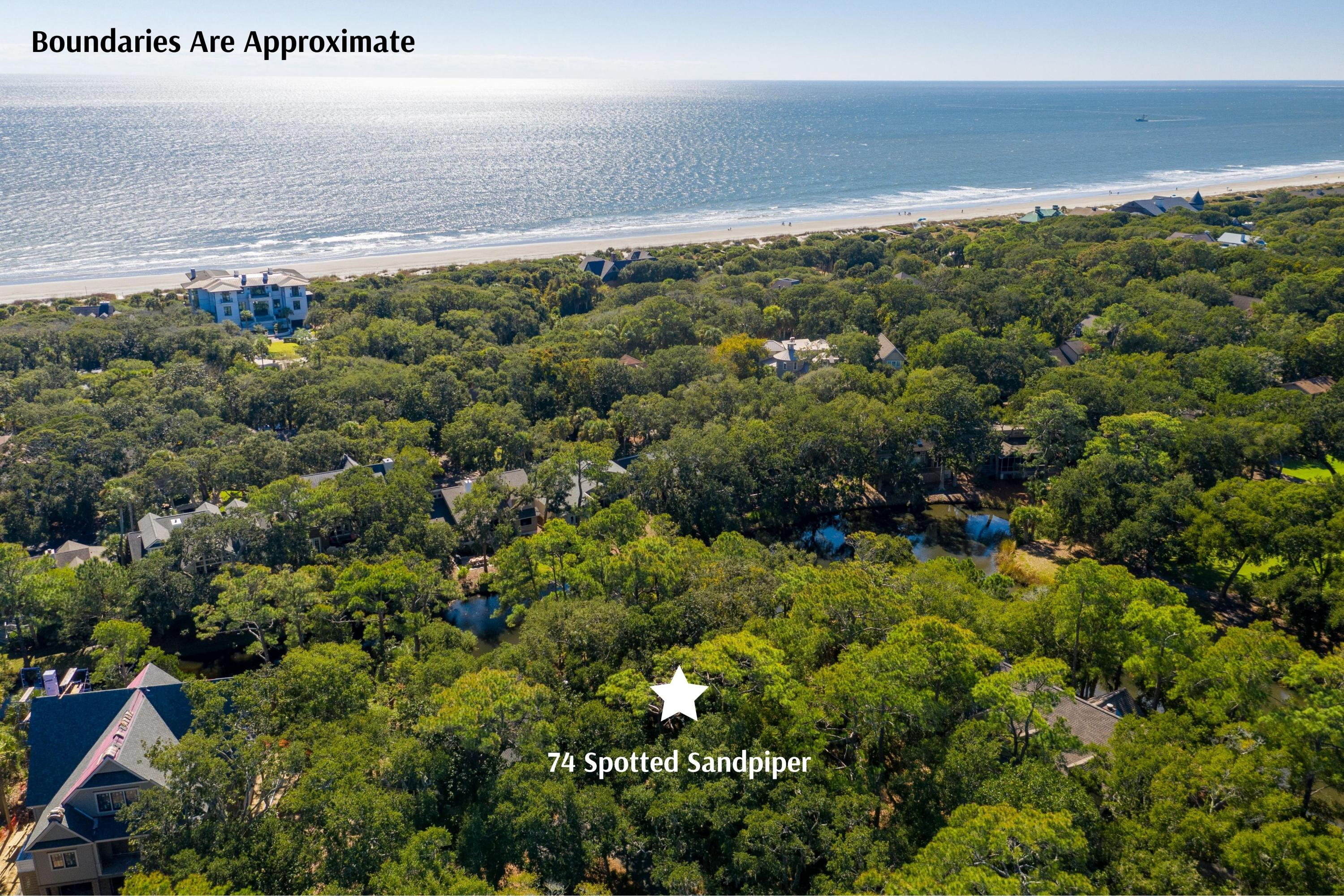 74 Spotted Sandpiper Court Kiawah Island, SC 29455