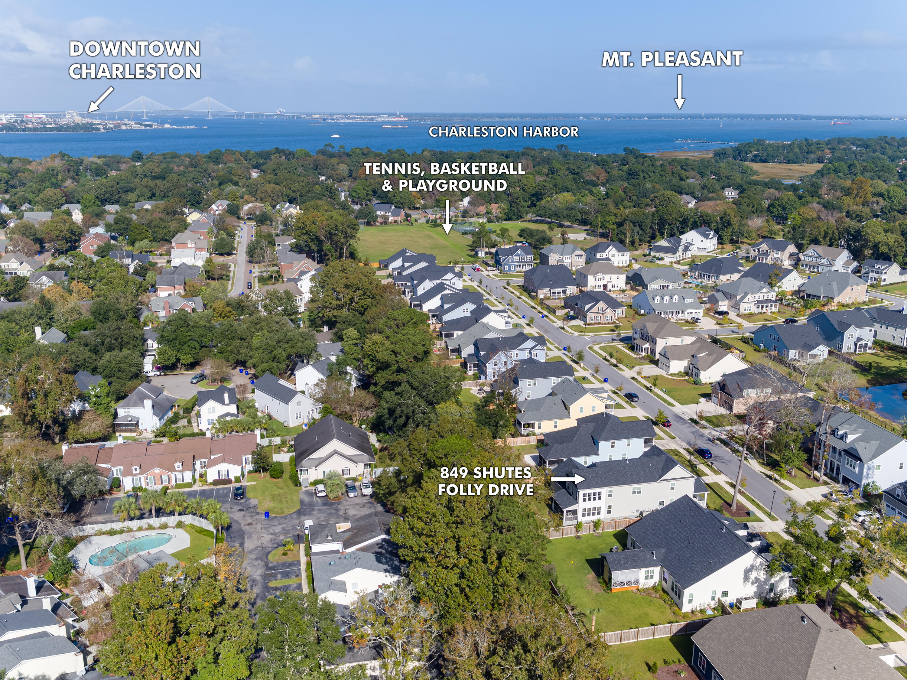 The Village at Stiles Point Homes For Sale - 849 Shutes Folly, Charleston, SC - 44