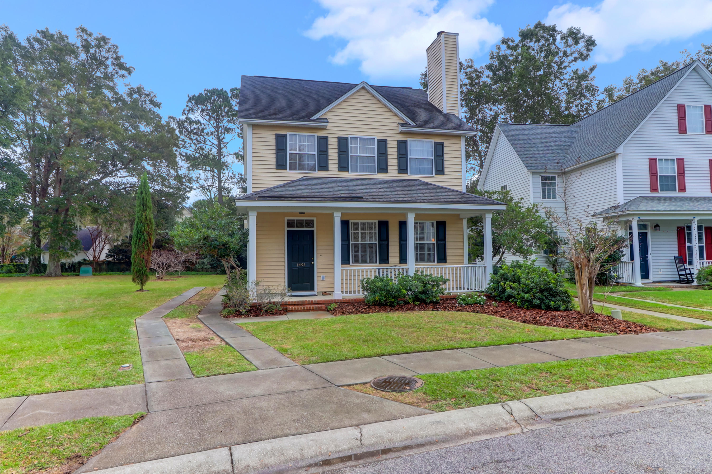 1495 Swamp Fox Lane Charleston, Sc 29412