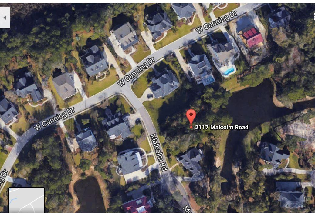 2117 Malcolm Road Mount Pleasant, SC 29466