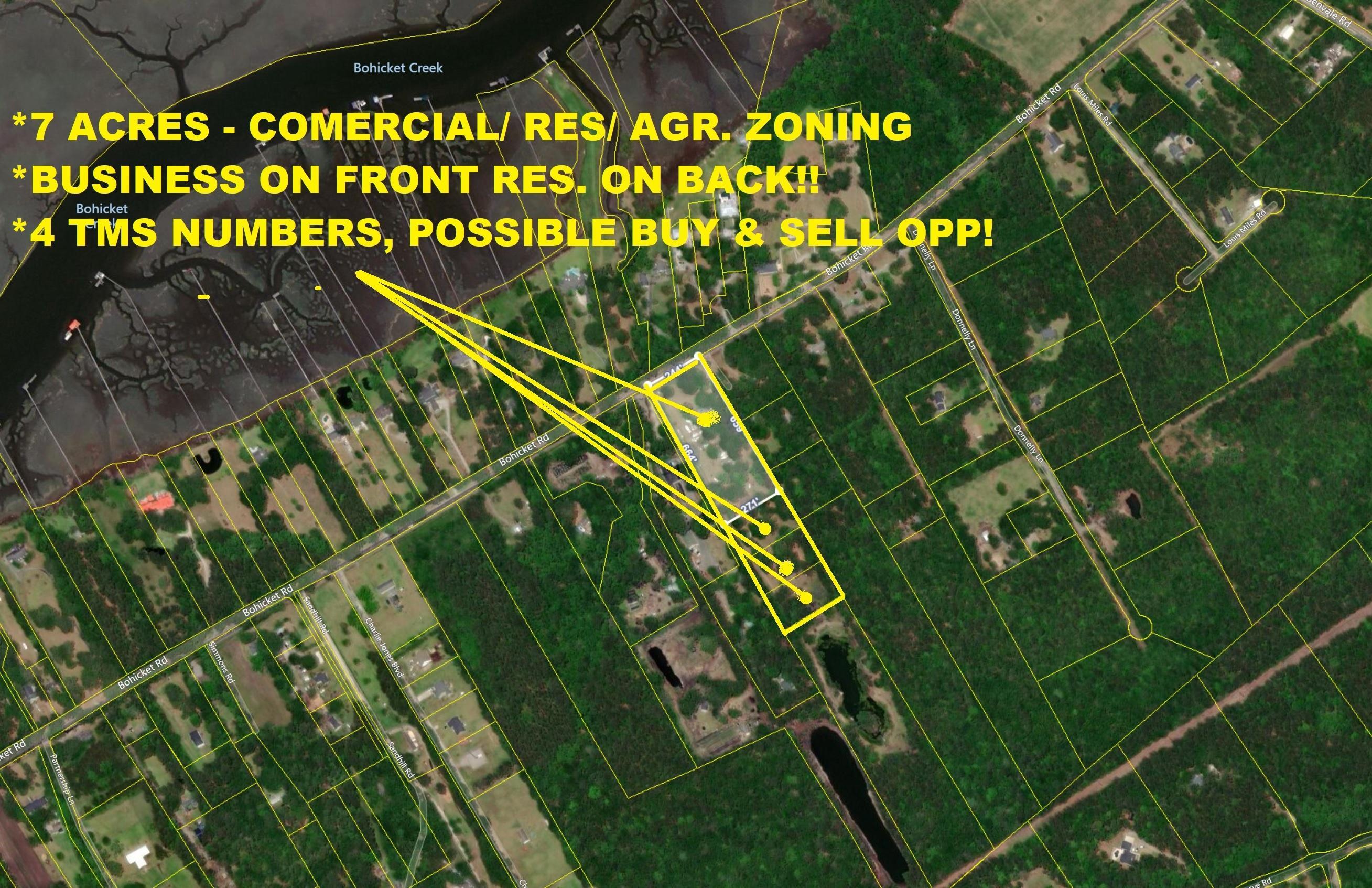 2591 Bohicket Road Johns Island, SC 29455