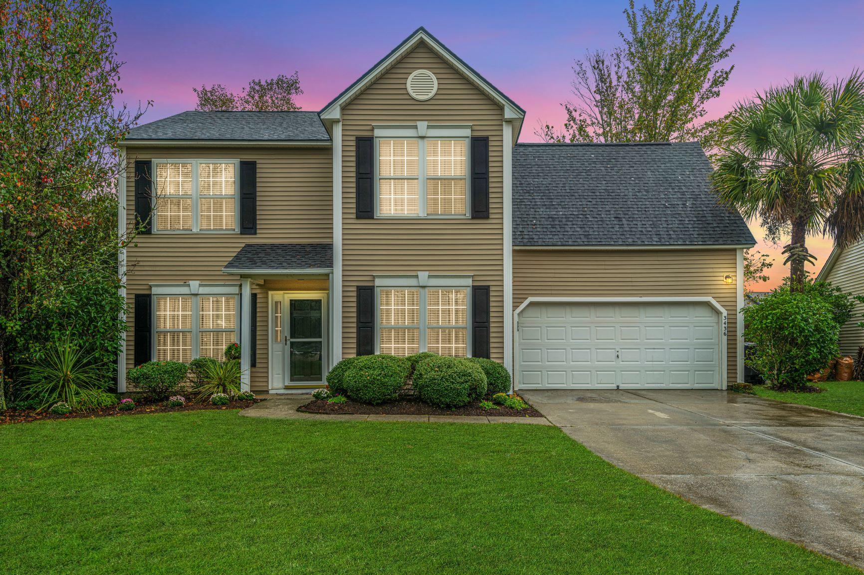 3436 Wellesley Court Mount Pleasant, SC 29466
