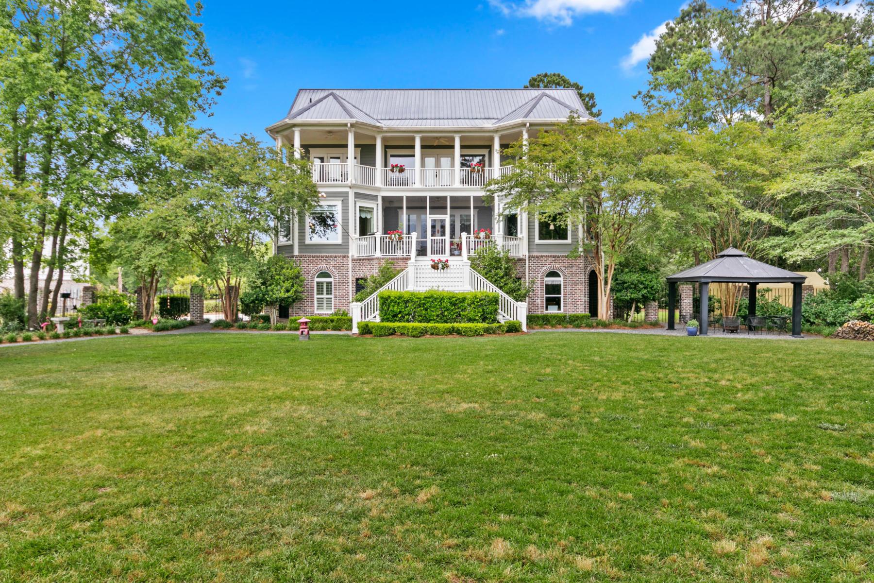 Broughton Hall Homes For Sale - 2058 Lakeshore, Pinopolis, SC - 53