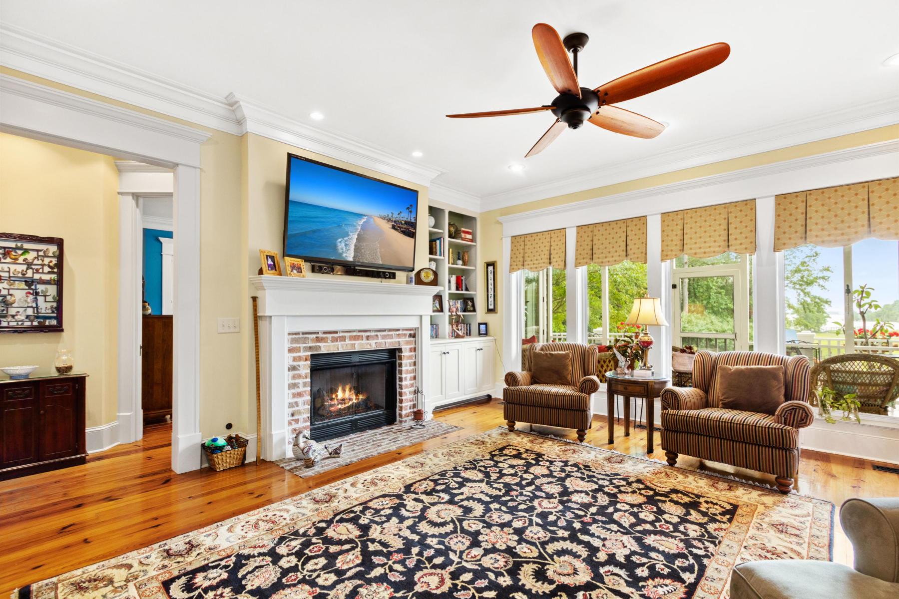 Broughton Hall Homes For Sale - 2058 Lakeshore, Pinopolis, SC - 21