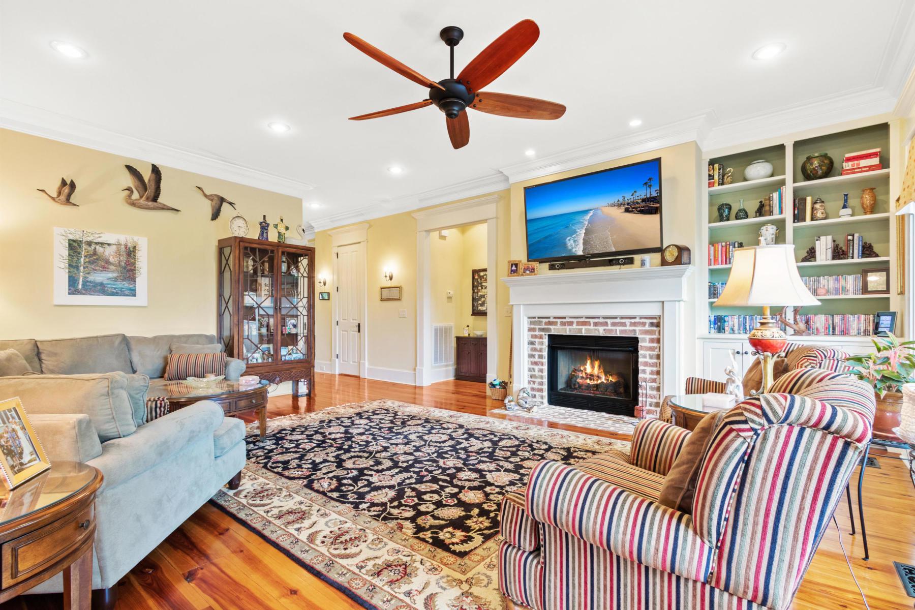 Broughton Hall Homes For Sale - 2058 Lakeshore, Pinopolis, SC - 24