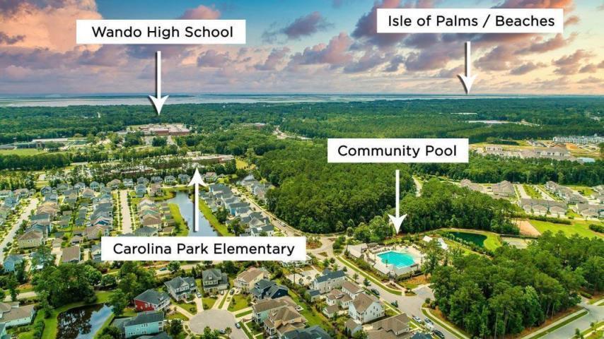 Carolina Park Homes For Sale - 1528 Anacostia, Mount Pleasant, SC - 14