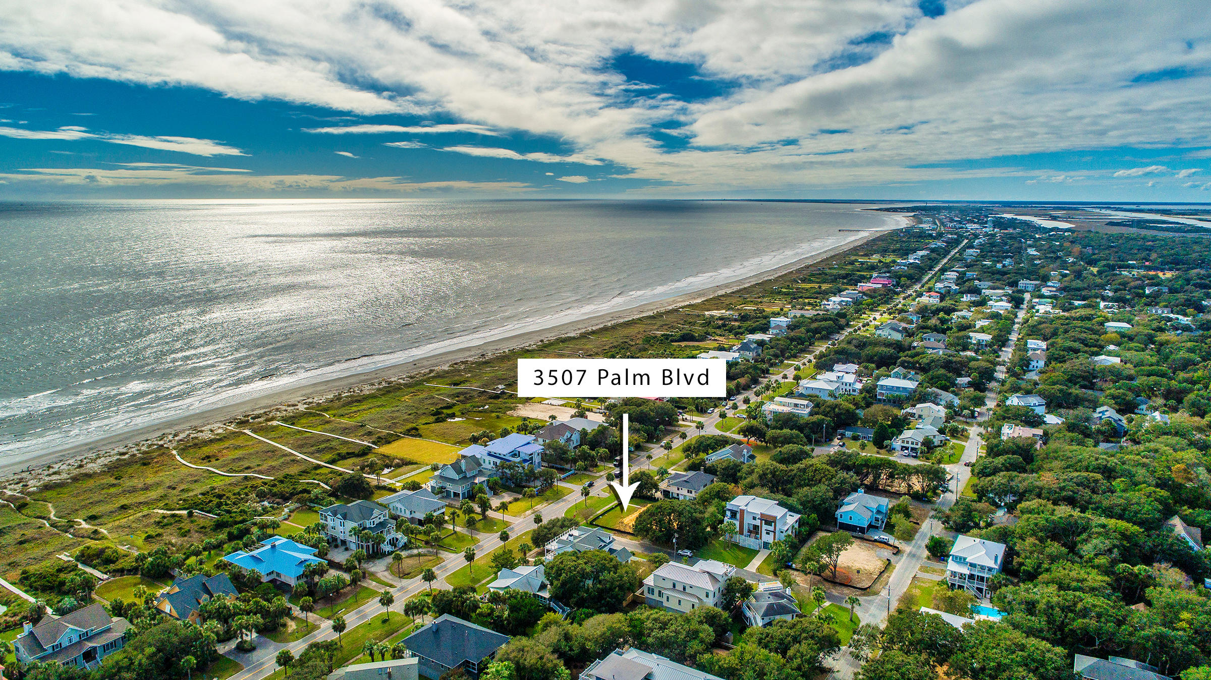 3507 Palm Boulevard Isle Of Palms, SC 29451