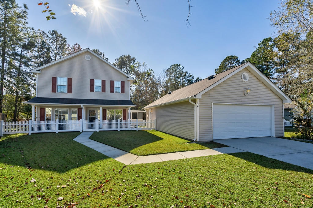 156 Jupiter Lane Summerville, Sc 29483