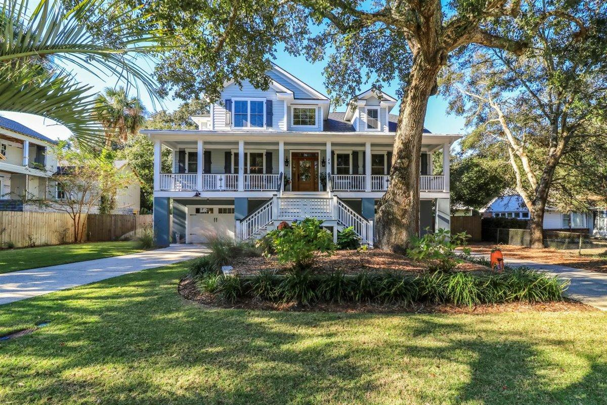 29 22nd Avenue Isle Of Palms, SC 29451