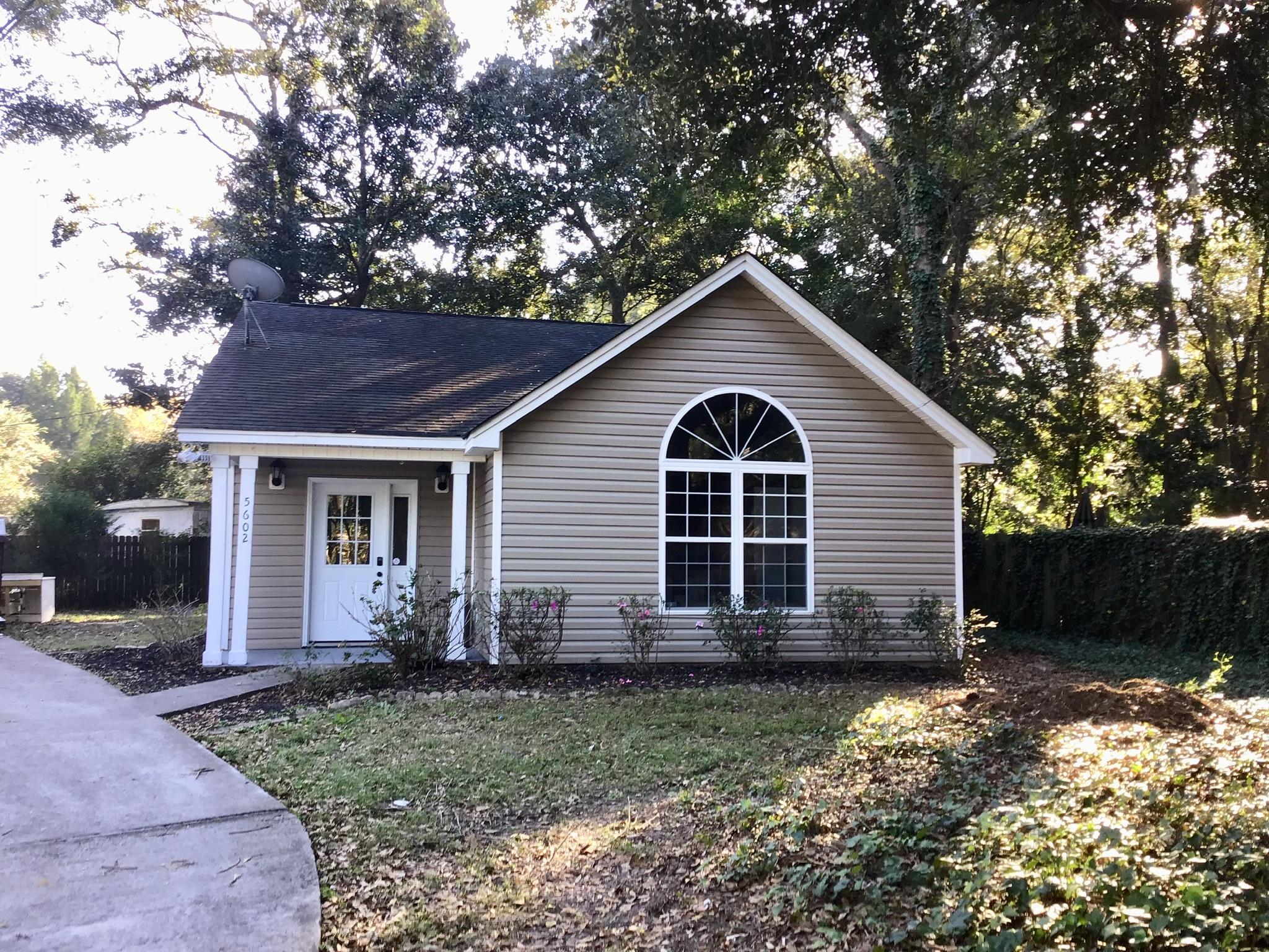 5602 Pryor Street North Charleston, SC 29406
