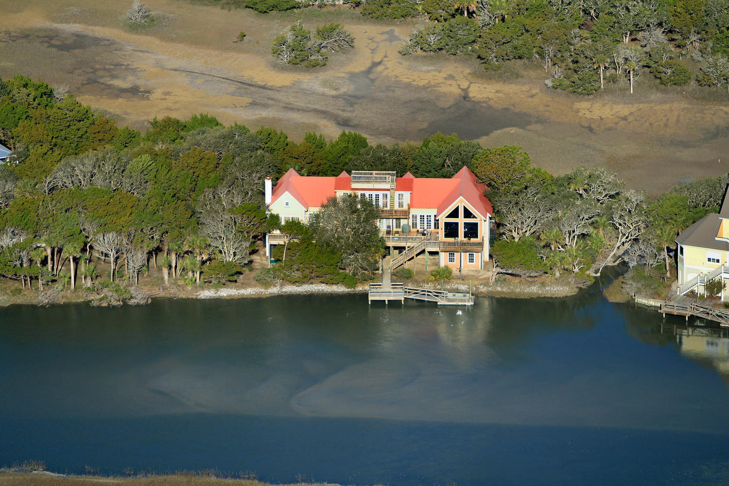 5 Inlet Point UNIT #3 Edisto Island, SC 29438