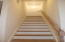 Stairs to 2nd floor Master suite