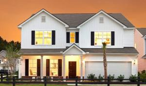 Mitchell Exterior: Pictures are of a model home of the same floorplan. Options may differ.