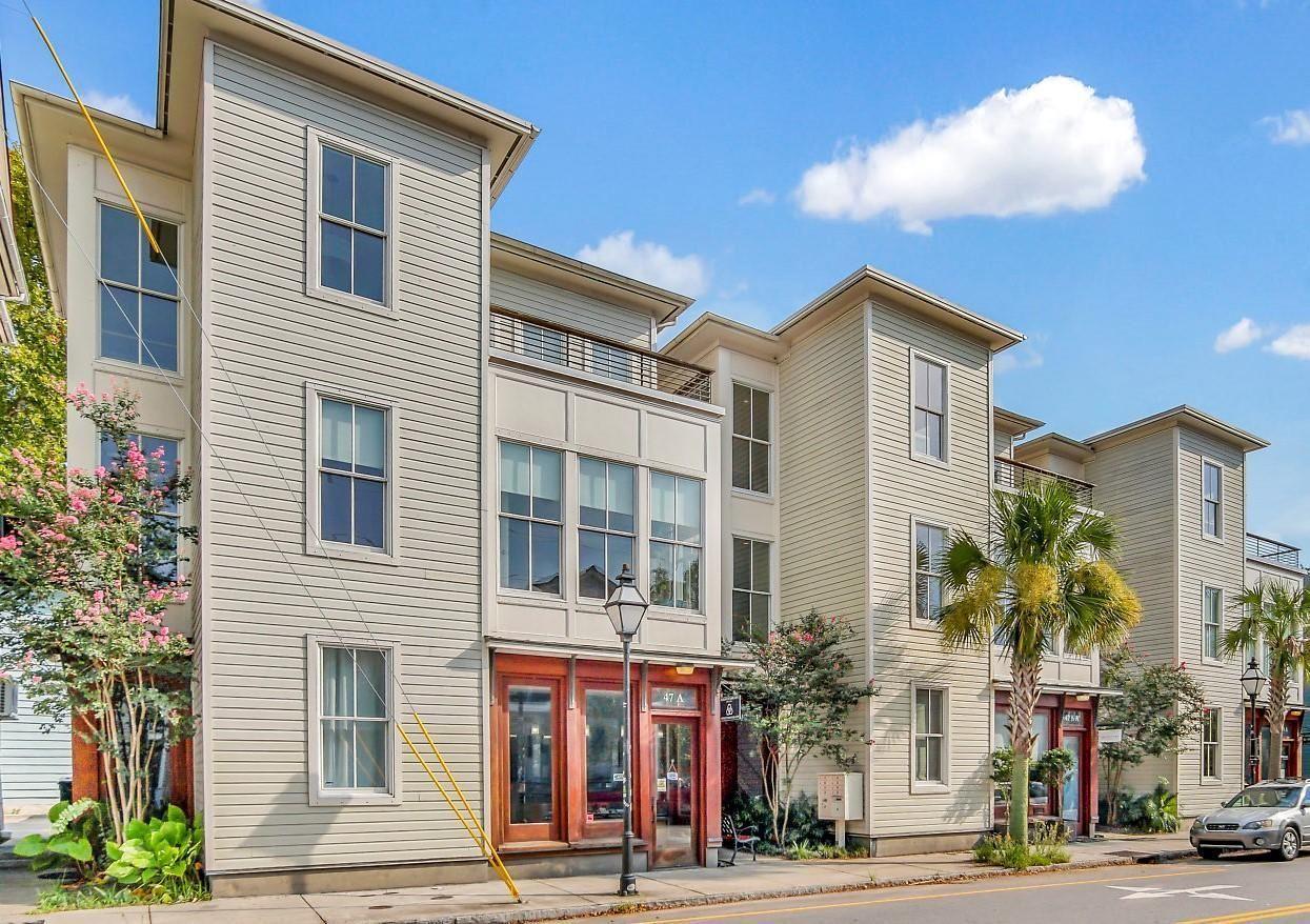 47.5 Spring Street UNIT A&B Charleston, SC 29403