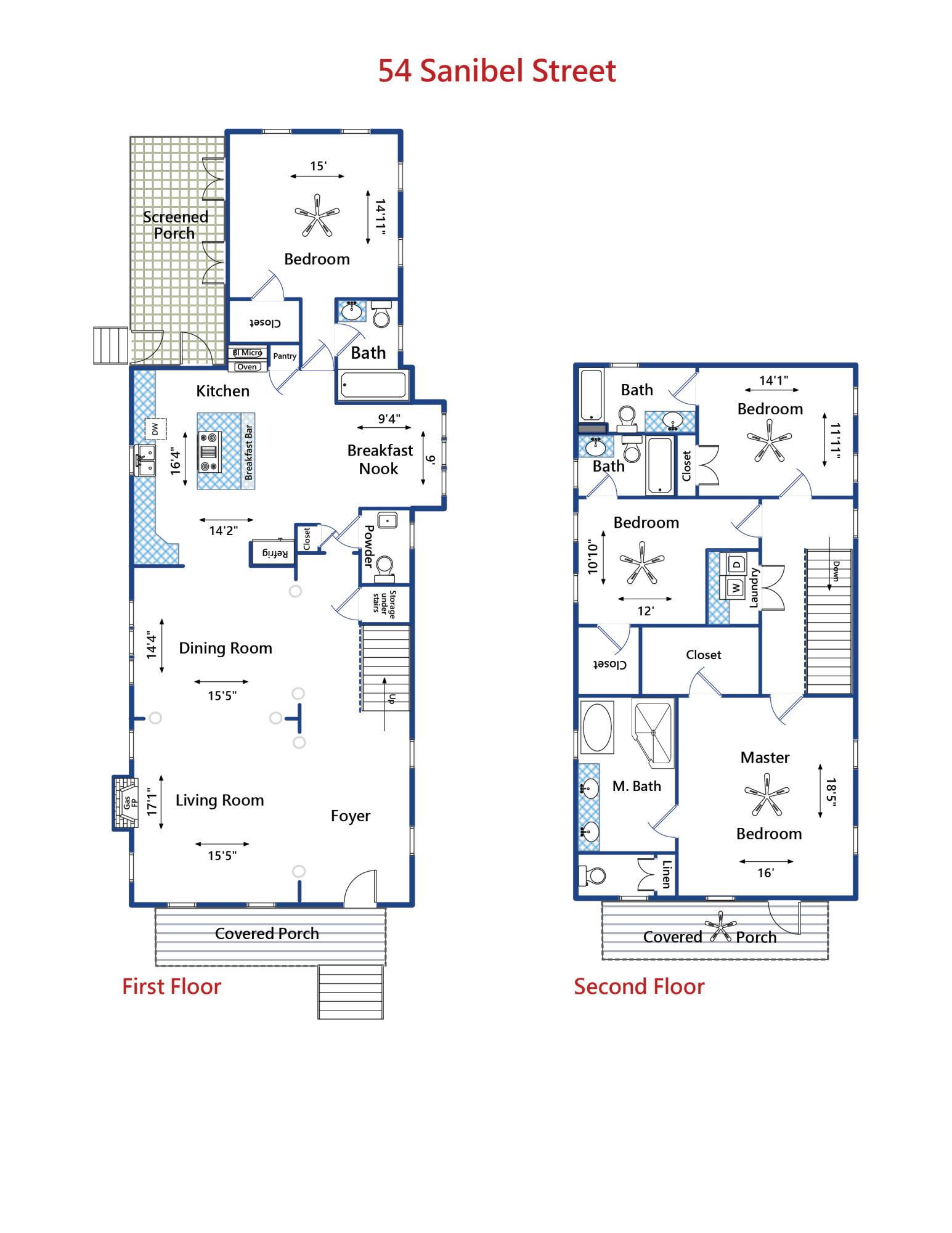 Ion Homes For Sale - 54 Sanibel, Mount Pleasant, SC - 67