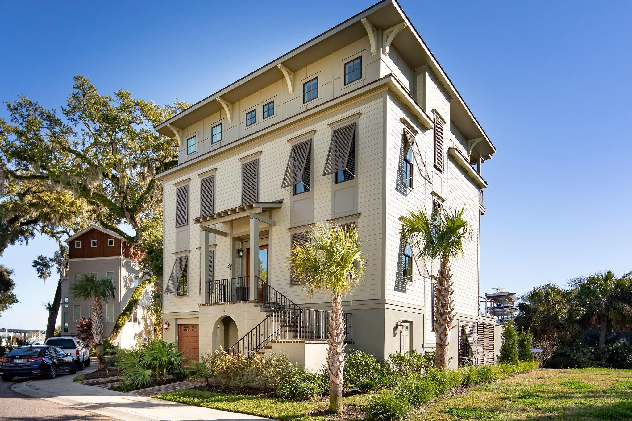 21 Transom Court Charleston, SC 29407