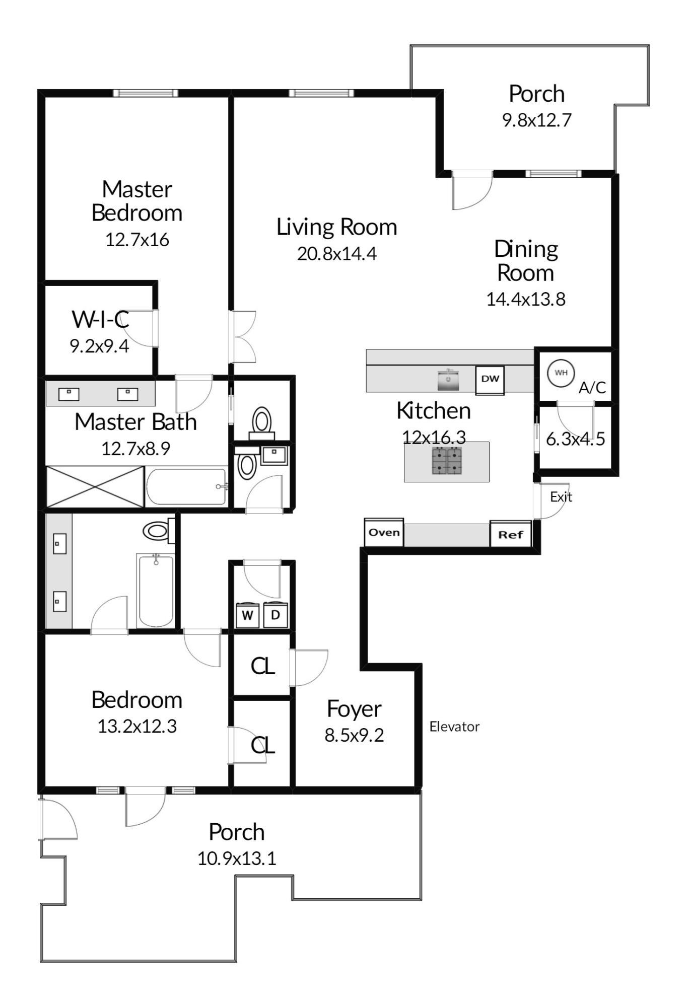 Tides Condominiums Homes For Sale - 258 Cooper River, Mount Pleasant, SC - 45