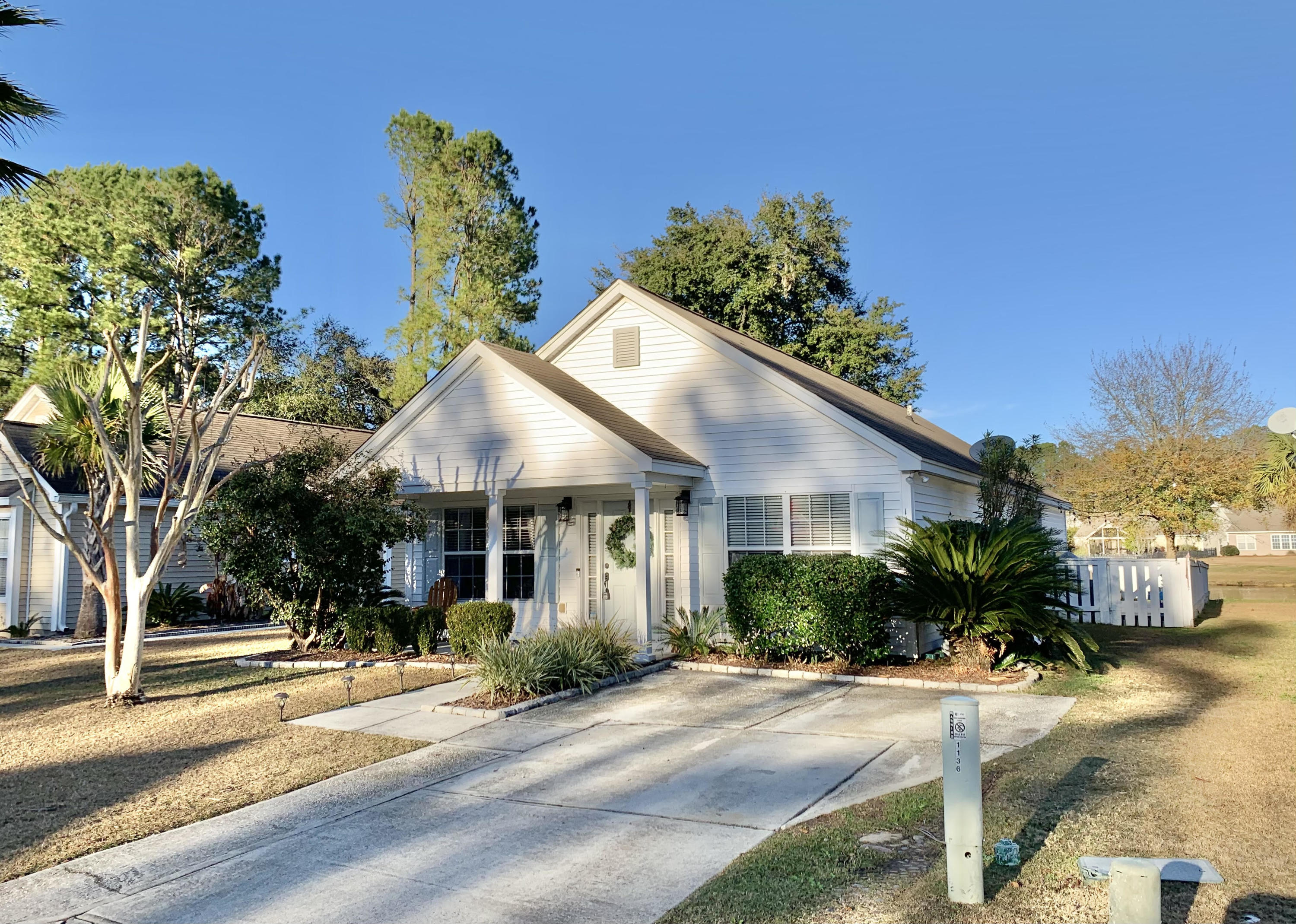 1136 Peninsula Cove Drive Charleston, Sc 29492