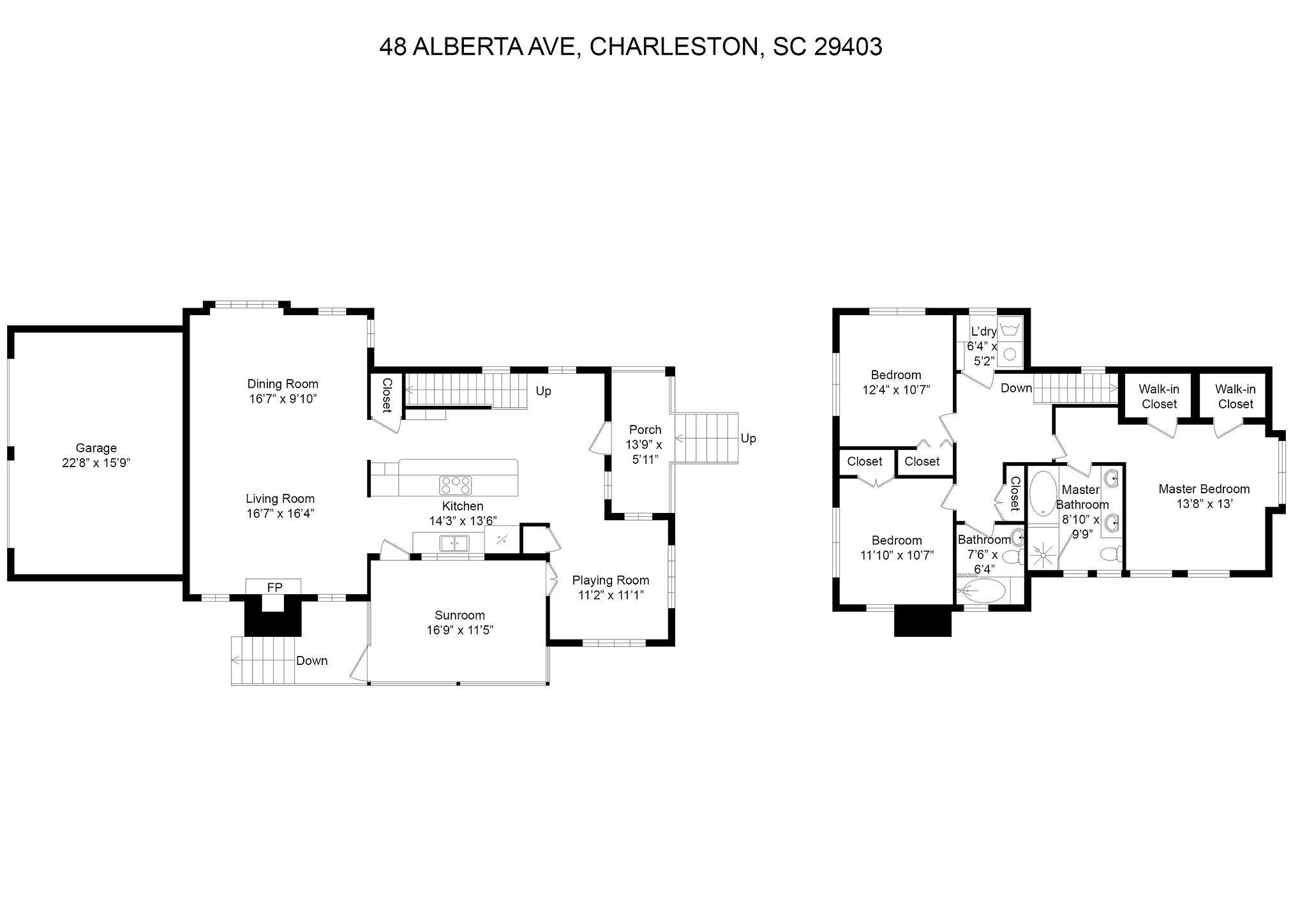 48 Alberta Avenue Charleston, SC 29403