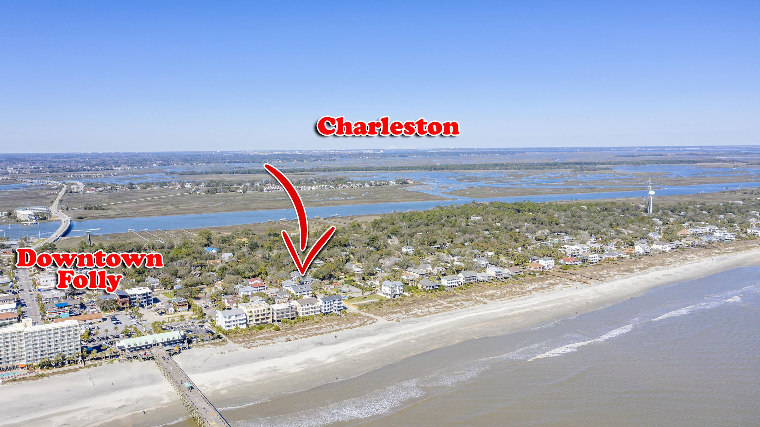 122 E Arctic Avenue UNIT #4 Folly Beach, SC 29439