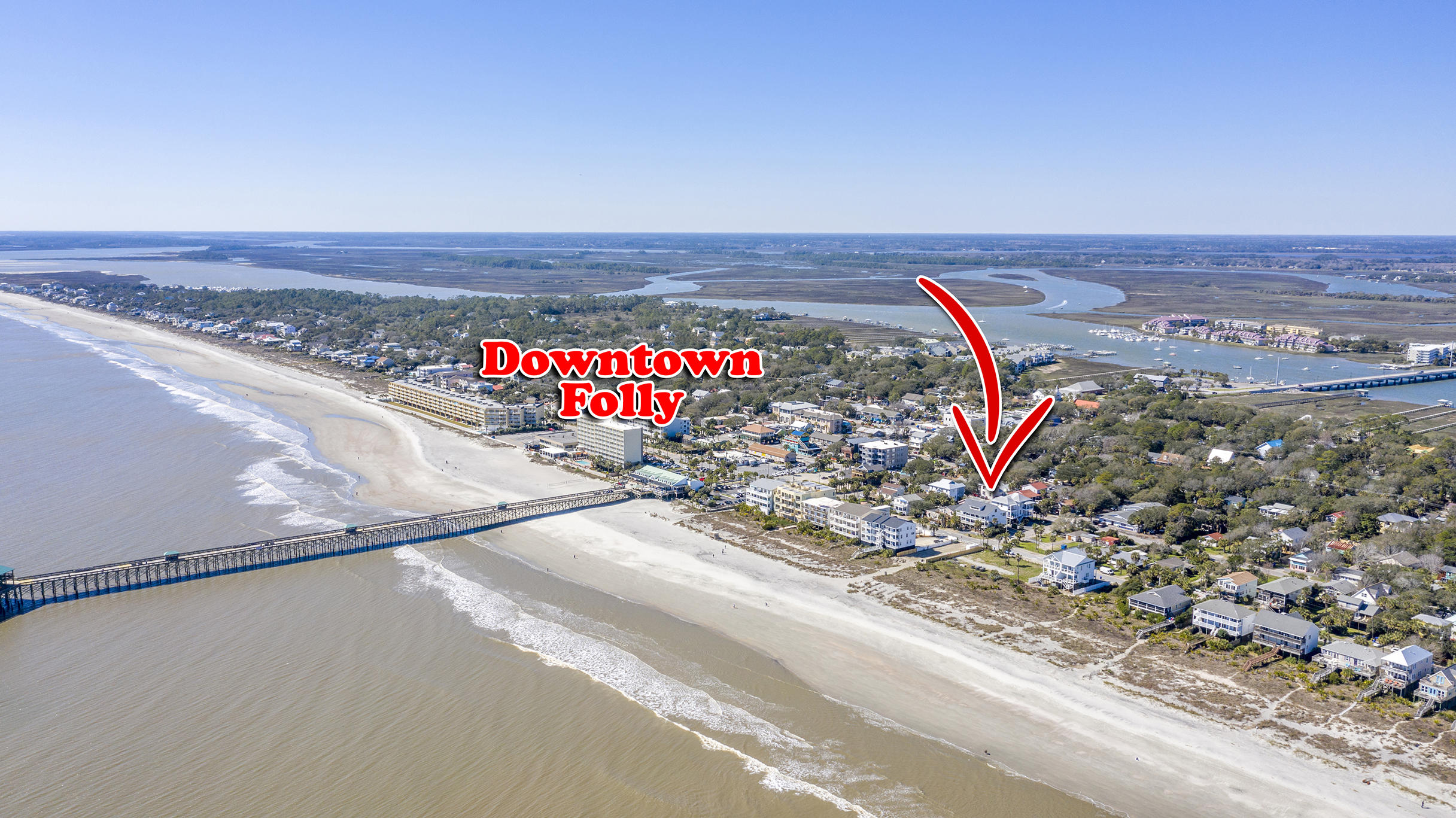 None Homes For Sale - 122 Arctic, Folly Beach, SC - 1