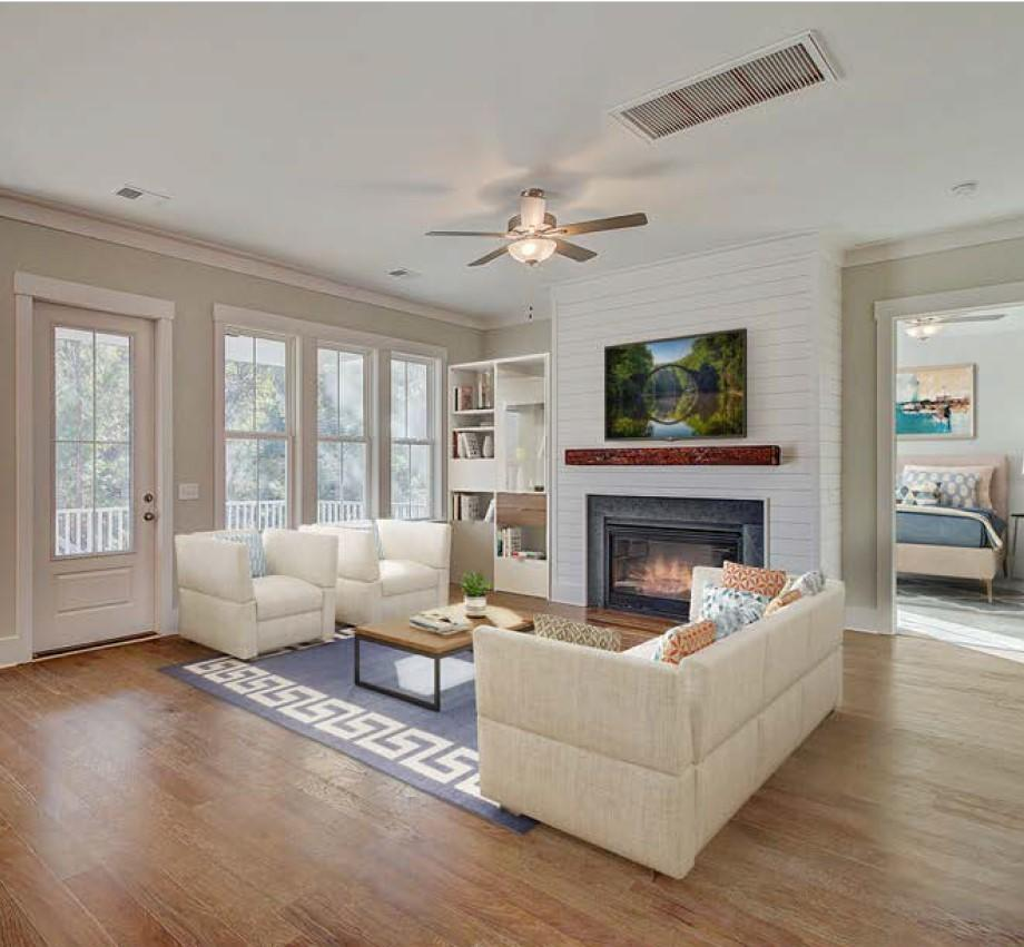 Fulton Park Homes For Sale - 1252 Max, Mount Pleasant, SC - 13