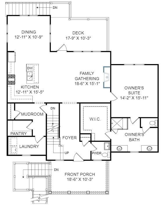 Fulton Park Homes For Sale - 1252 Max, Mount Pleasant, SC - 23