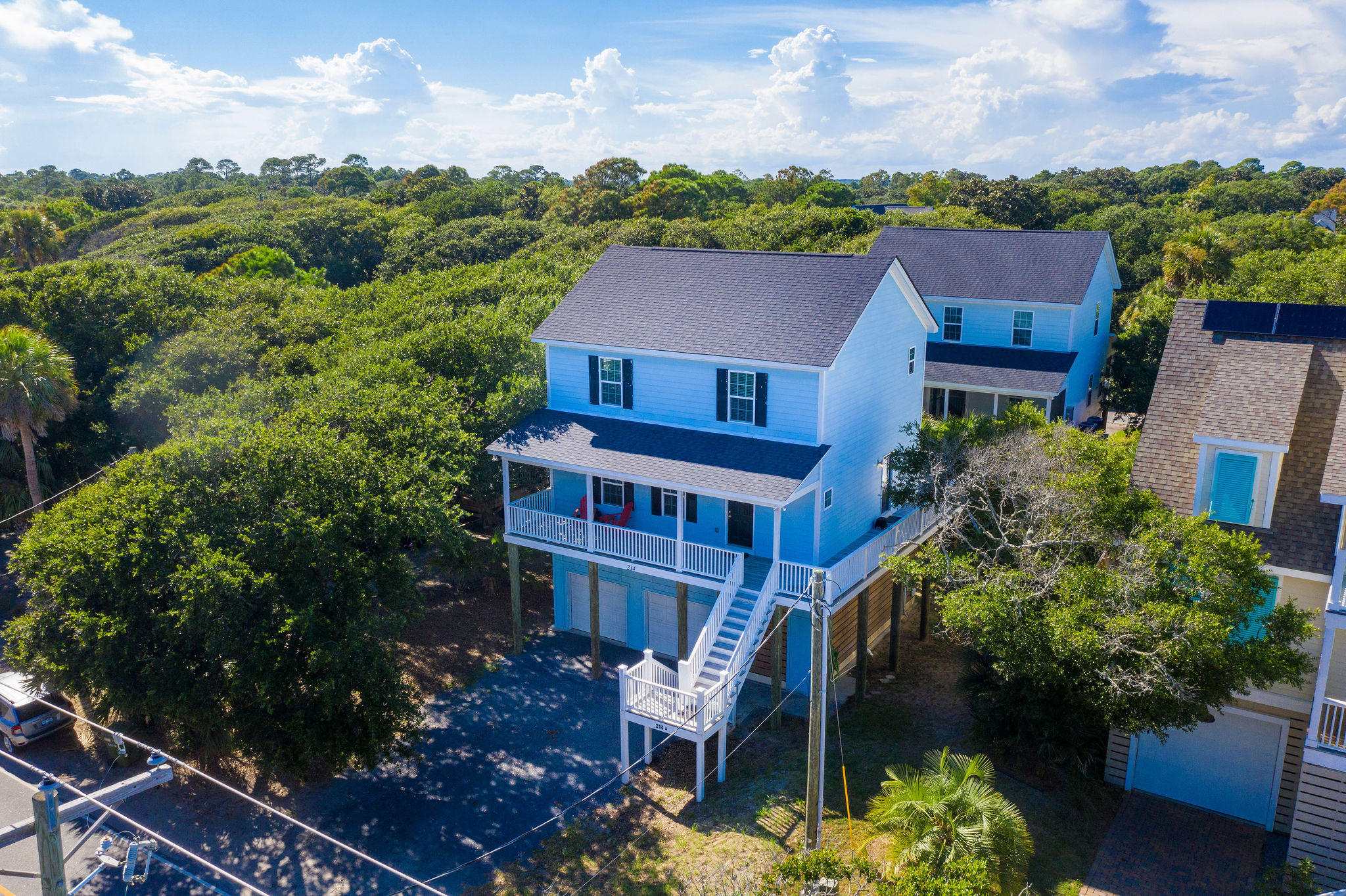 214 W Ashley Avenue UNIT A Folly Beach, SC 29439