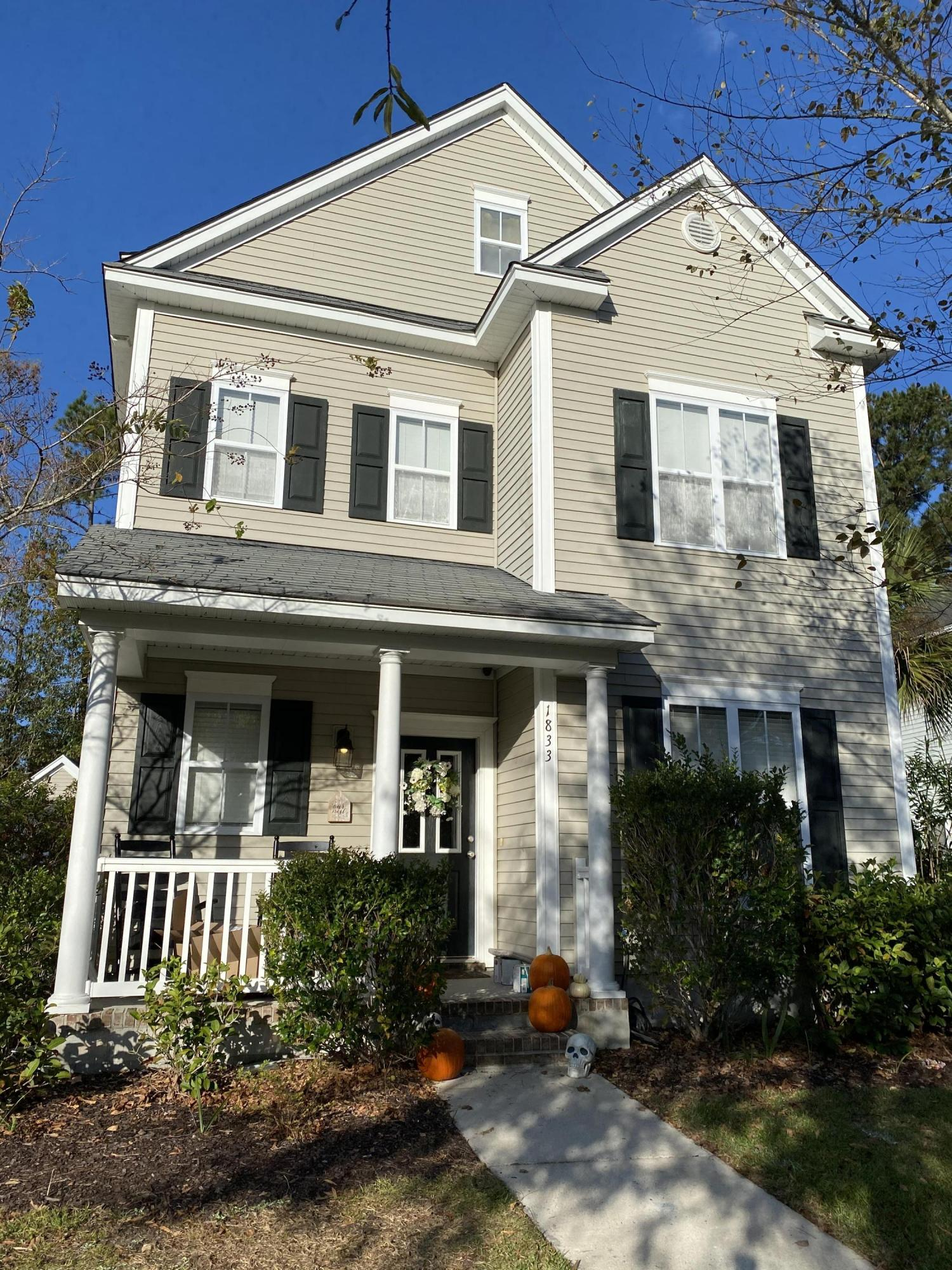1833 Hubbell Drive Mount Pleasant, SC 29466
