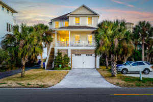 1653 Ashley Avenue, A, Folly Beach, SC 29439