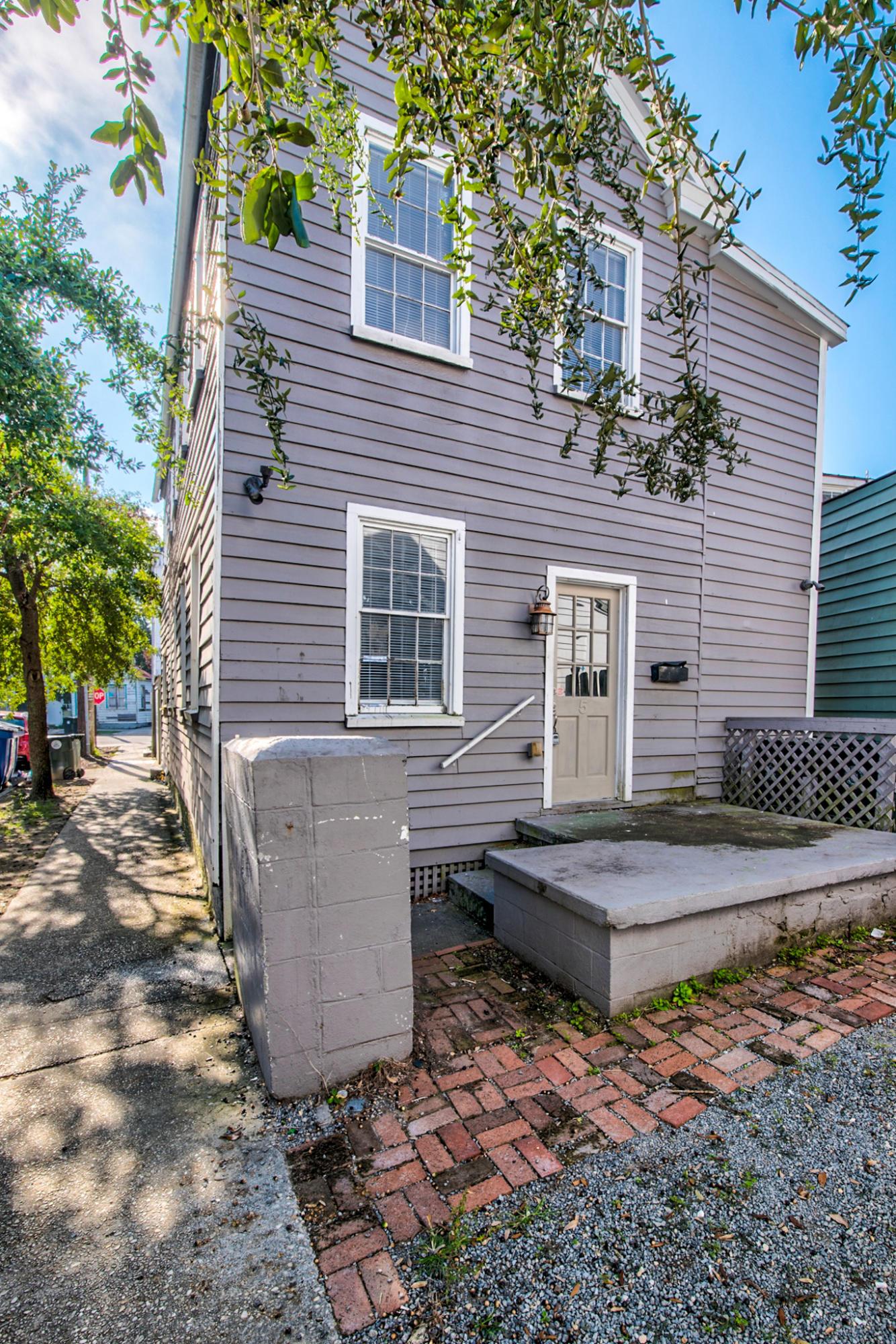 5 Jasper Street Charleston, SC 29403