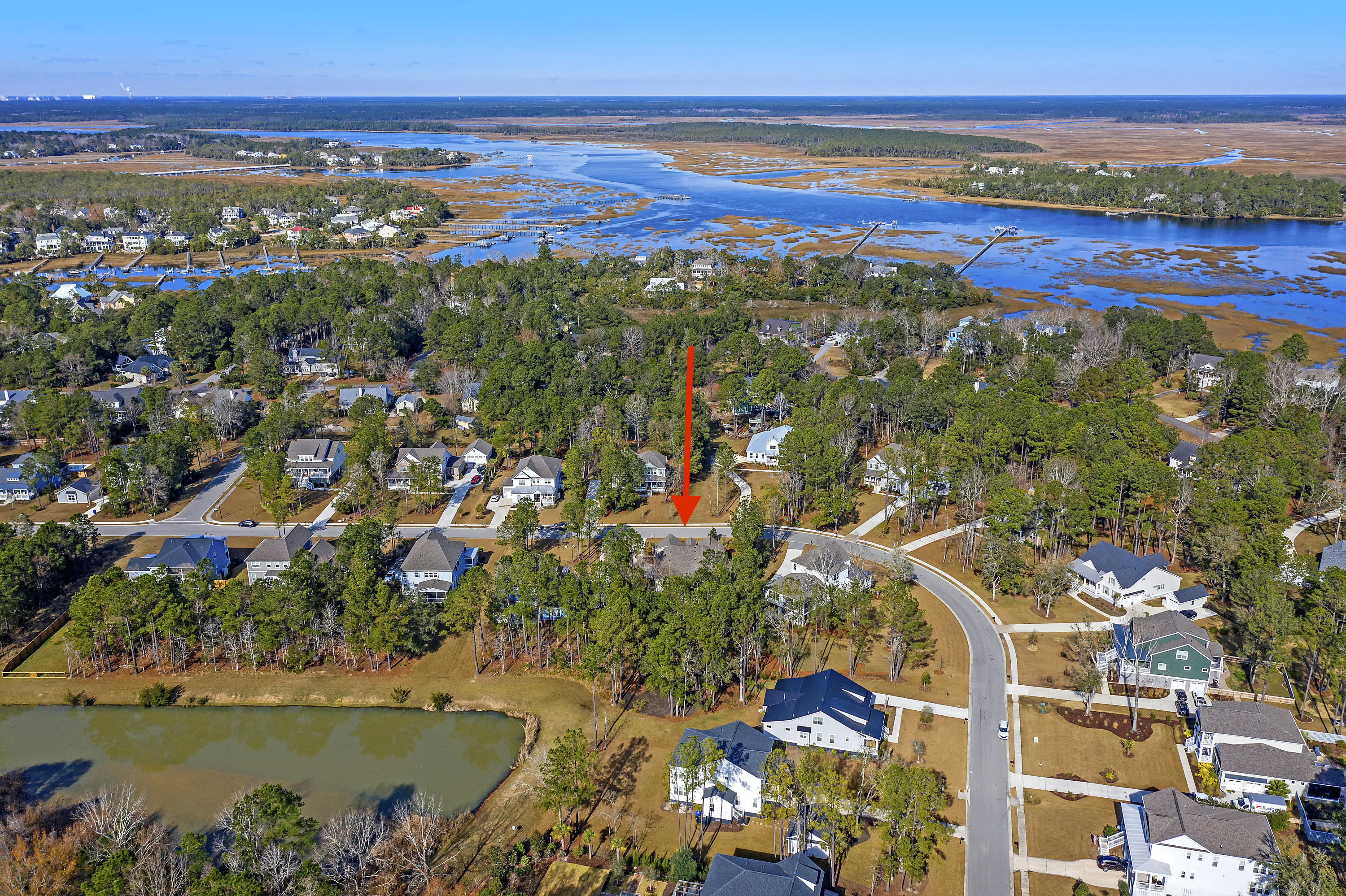 Darrell Creek Homes For Sale - 469 Woodspring, Mount Pleasant, SC - 23
