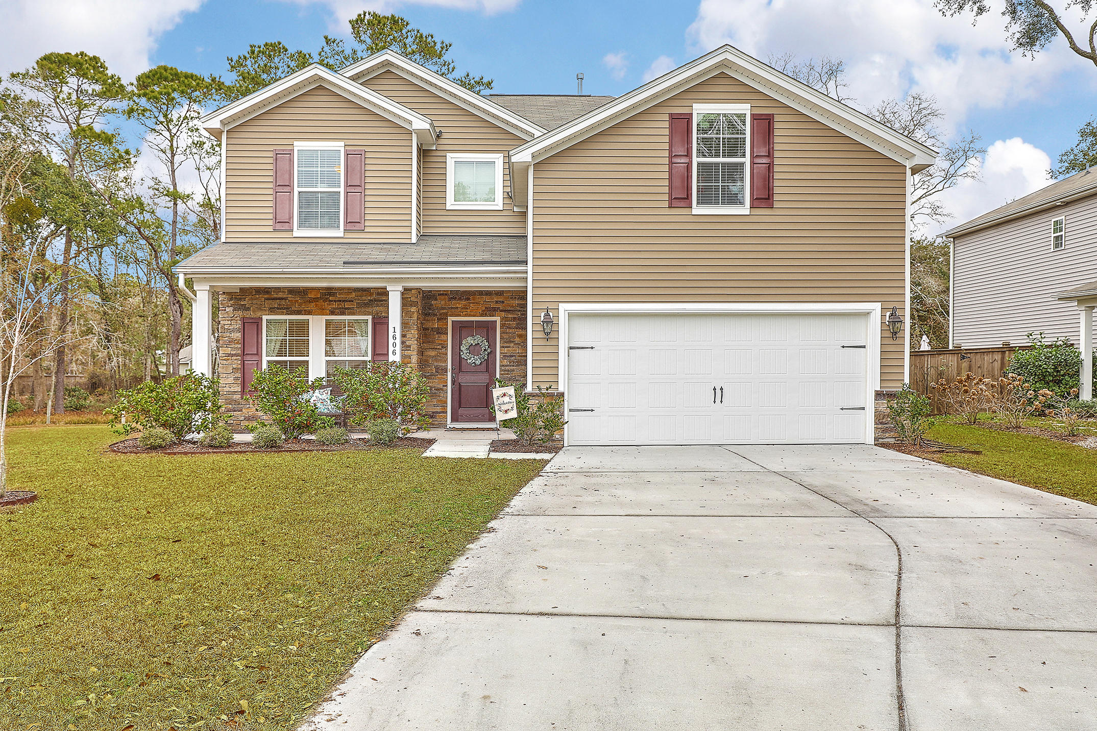 1606 Stovall Court Johns Island, SC 29455