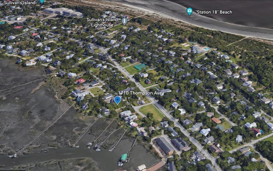 1710 Thompson Avenue Sullivans Island, SC 29482