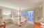 Main floor Guest Retreat opens to Sunroom