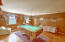 2nd floor bedroom - plenty of space & YES! This coin slate pool table conveys!
