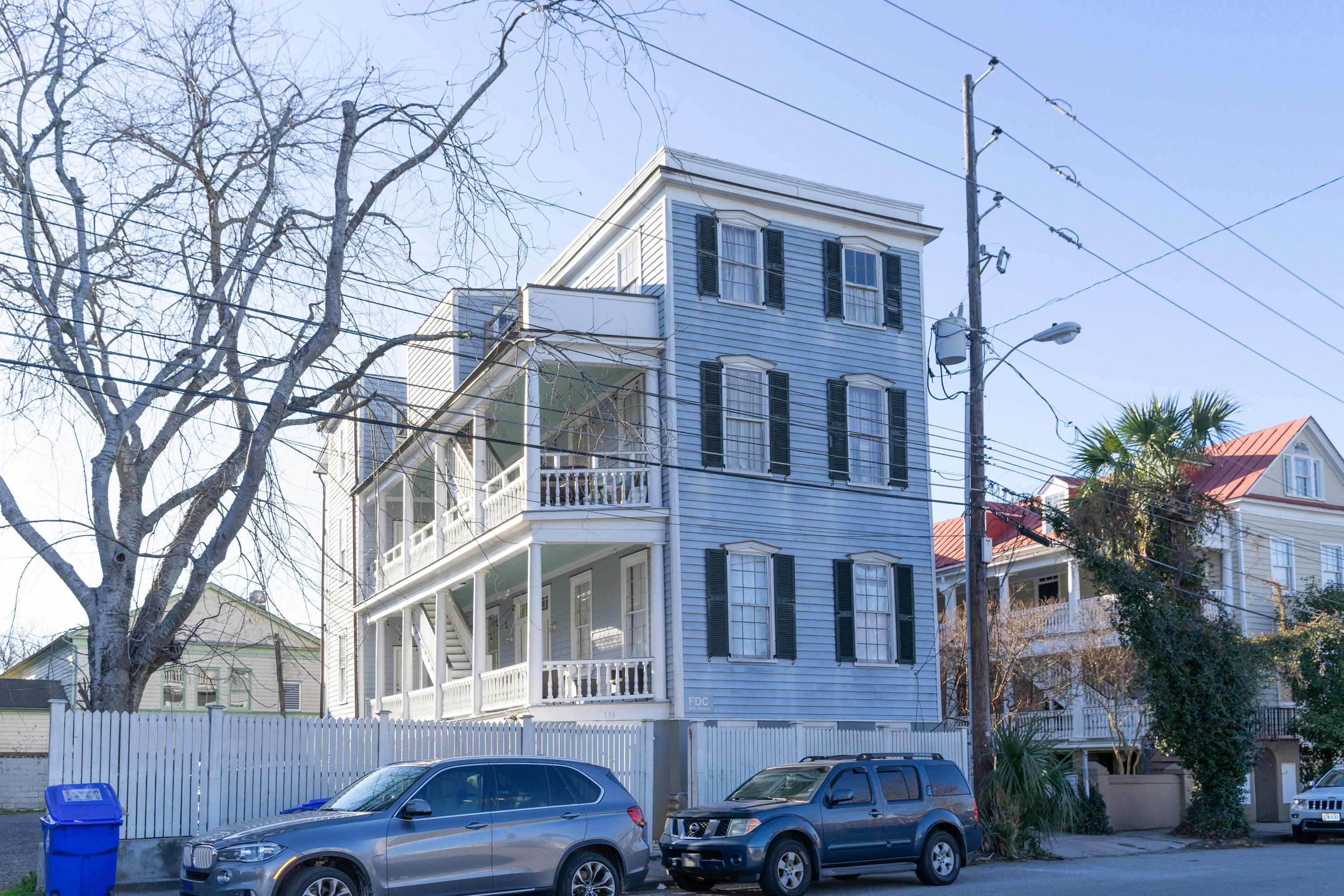 139 St Philip Street UNIT Abcd Charleston, SC 29403