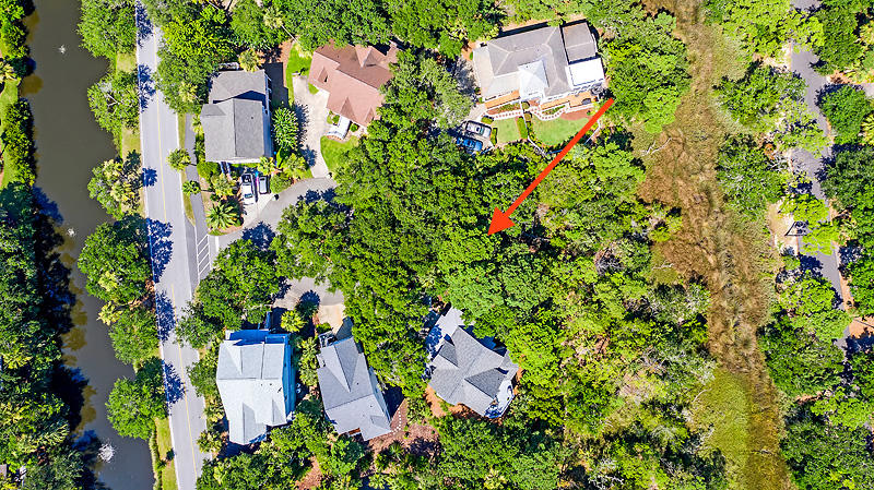 5833 Back Bay Drive Isle Of Palms, SC 29451