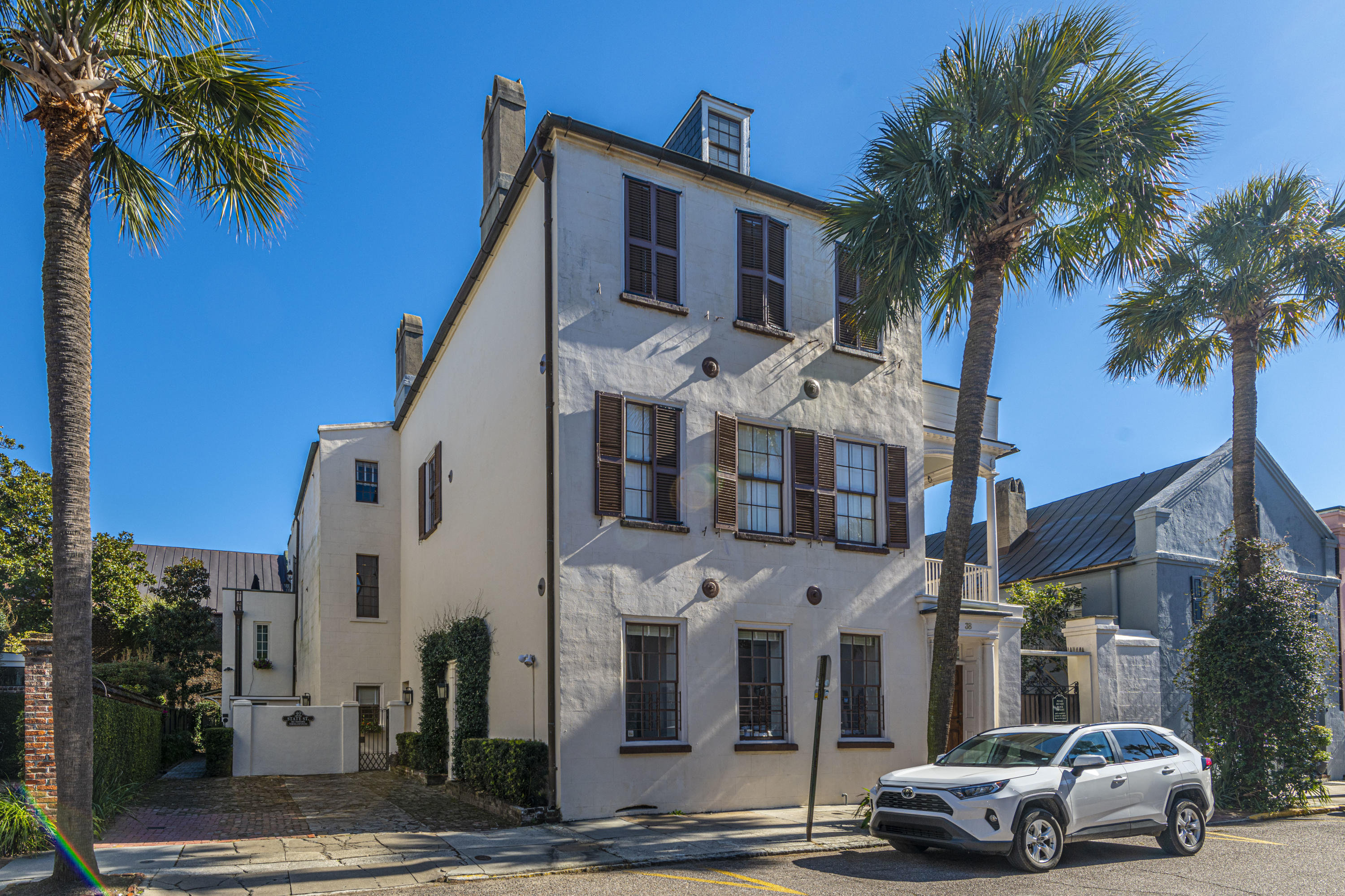 French Quarter Homes For Sale - 40 State, Charleston, SC - 27