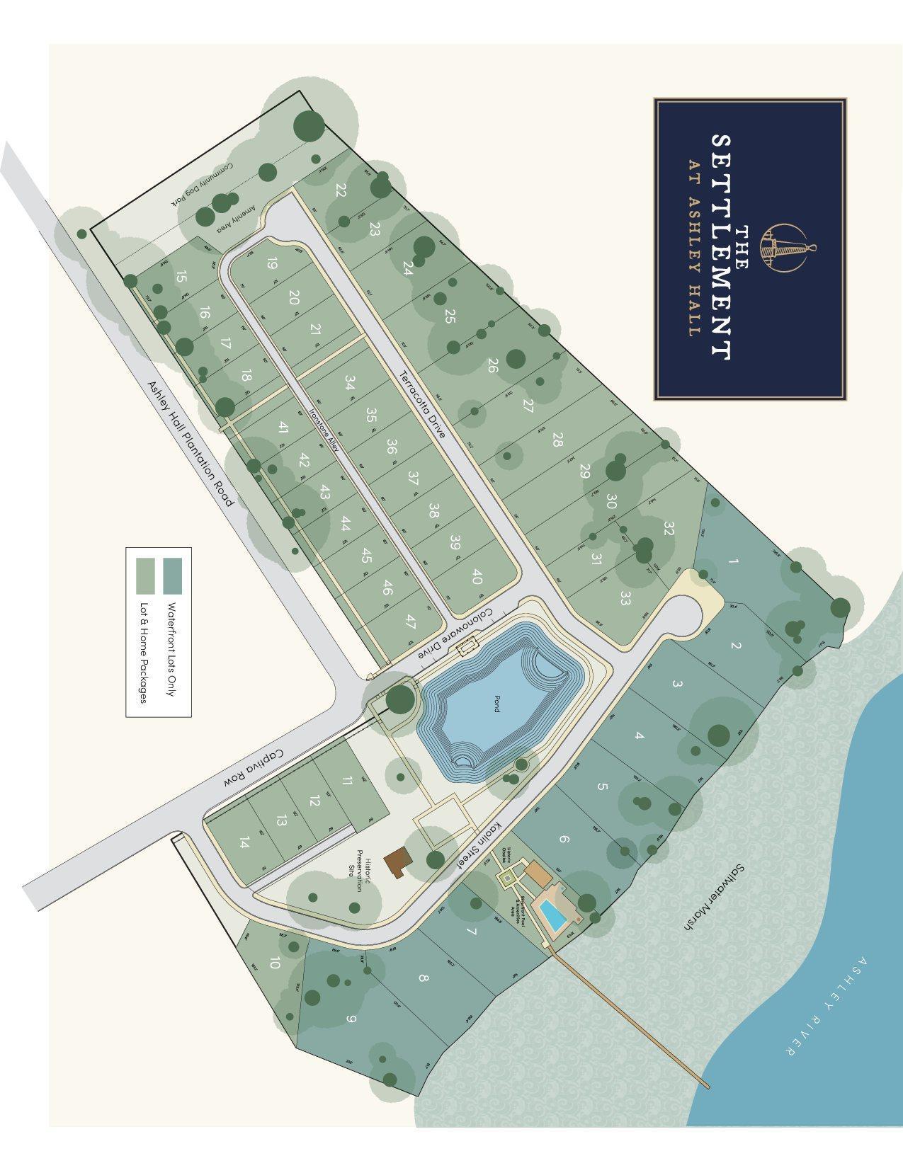 The Settlement Homes For Sale - 1039 Teracotta Dr, Charleston, SC - 9