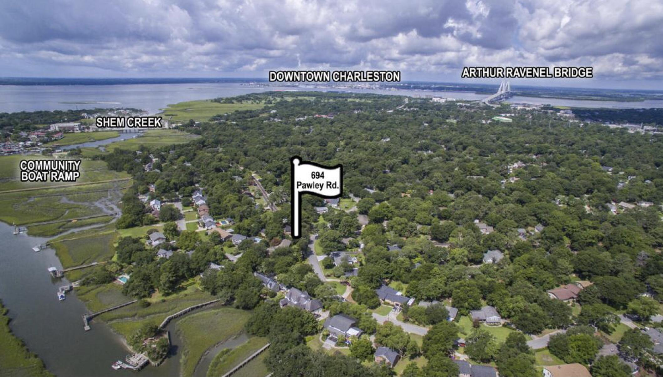 Cooper Estates Homes For Sale - 694 Pawley, Mount Pleasant, SC - 50