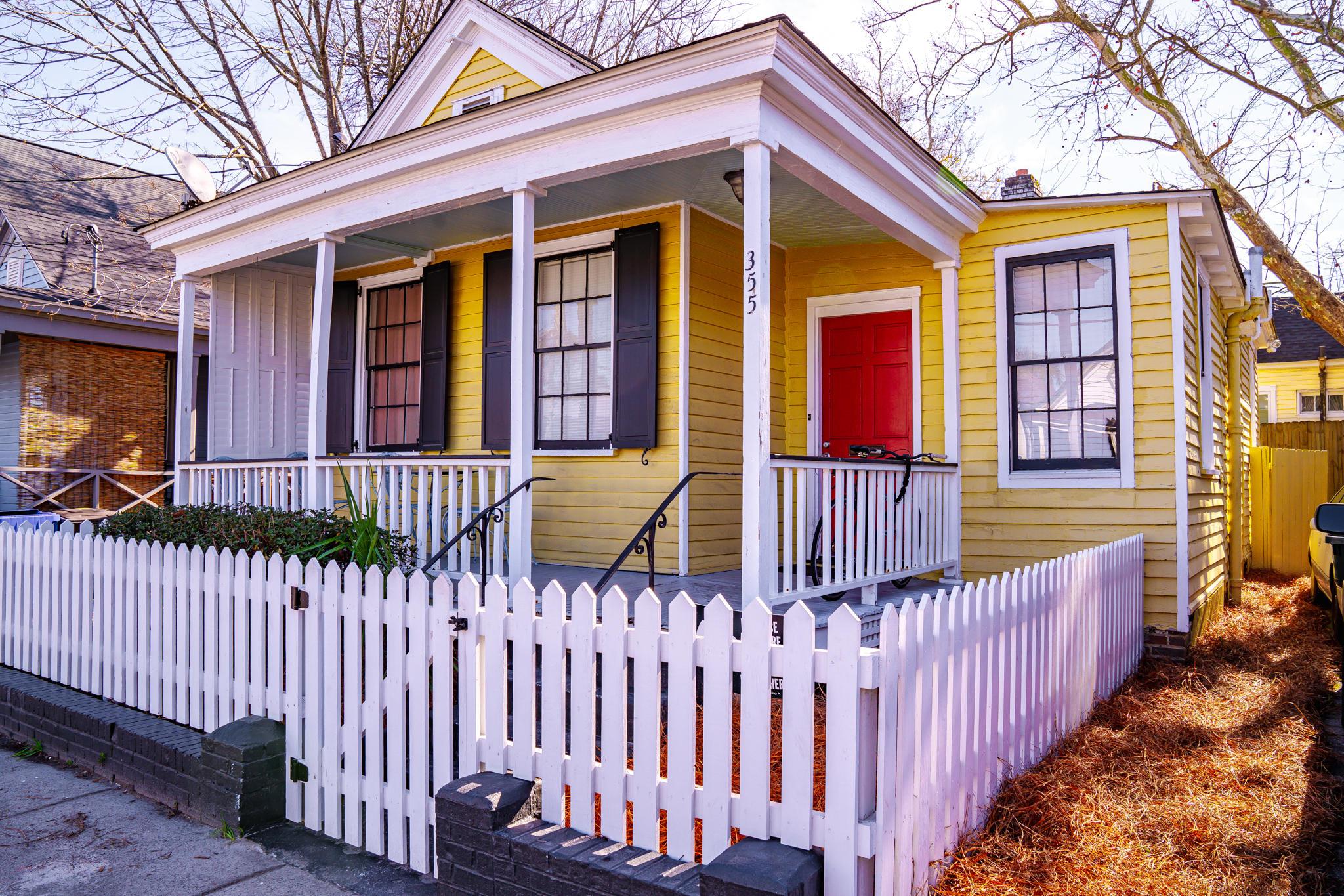 355 Huger Street Charleston, SC 29403