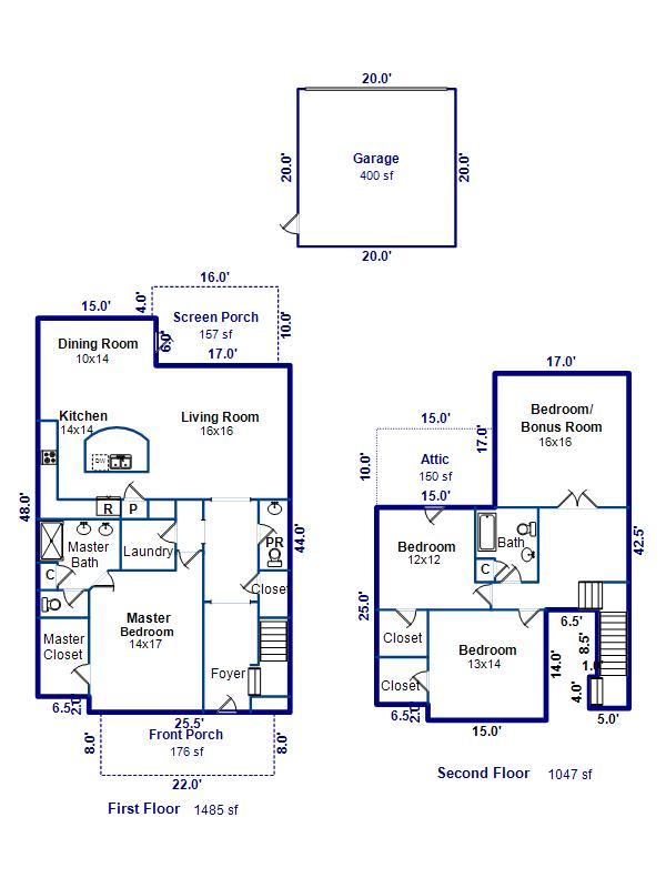 Carolina Park Homes For Sale - 1475 Hollenberg, Mount Pleasant, SC - 0