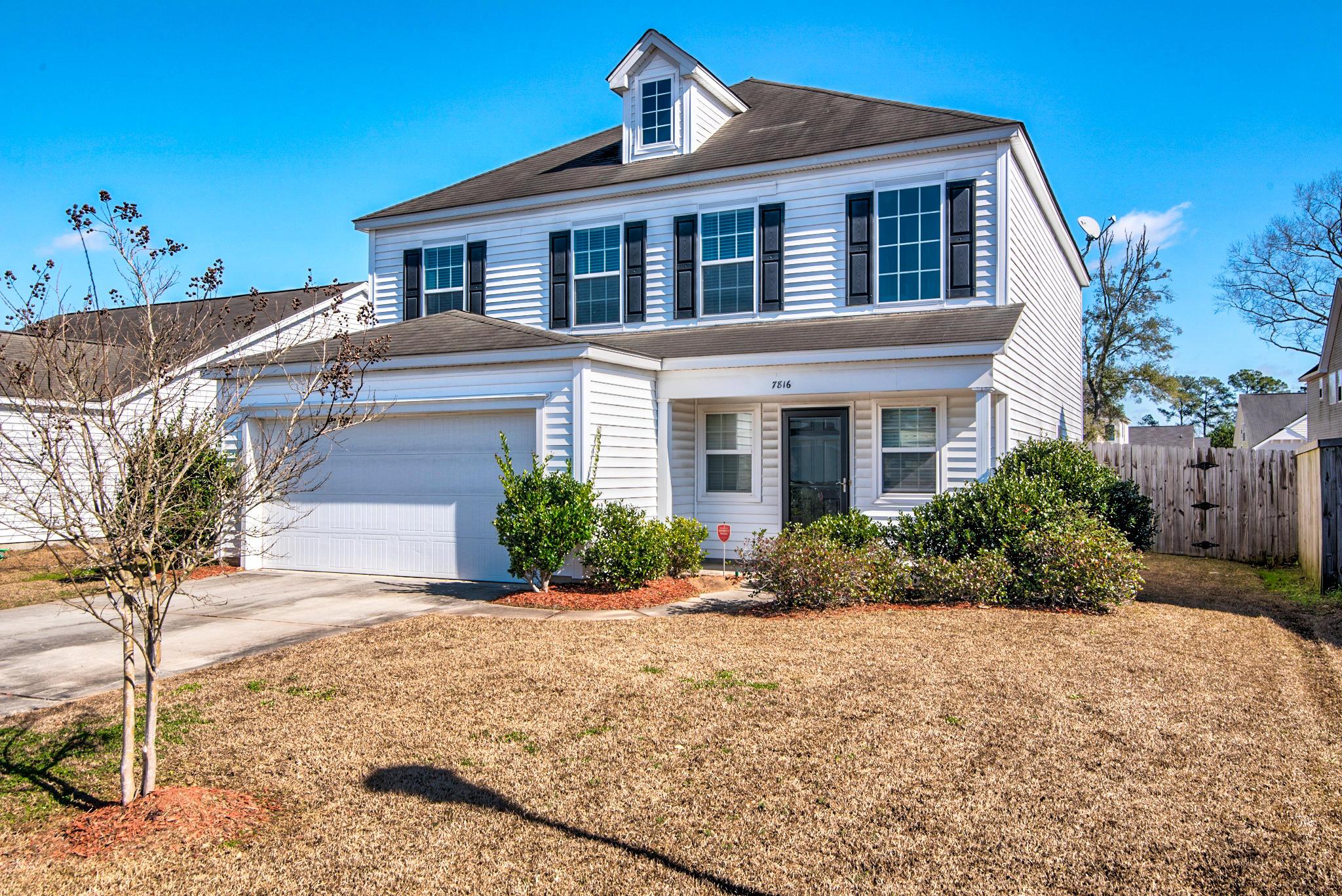 7816 Jean Rebault Drive North Charleston, SC 29420