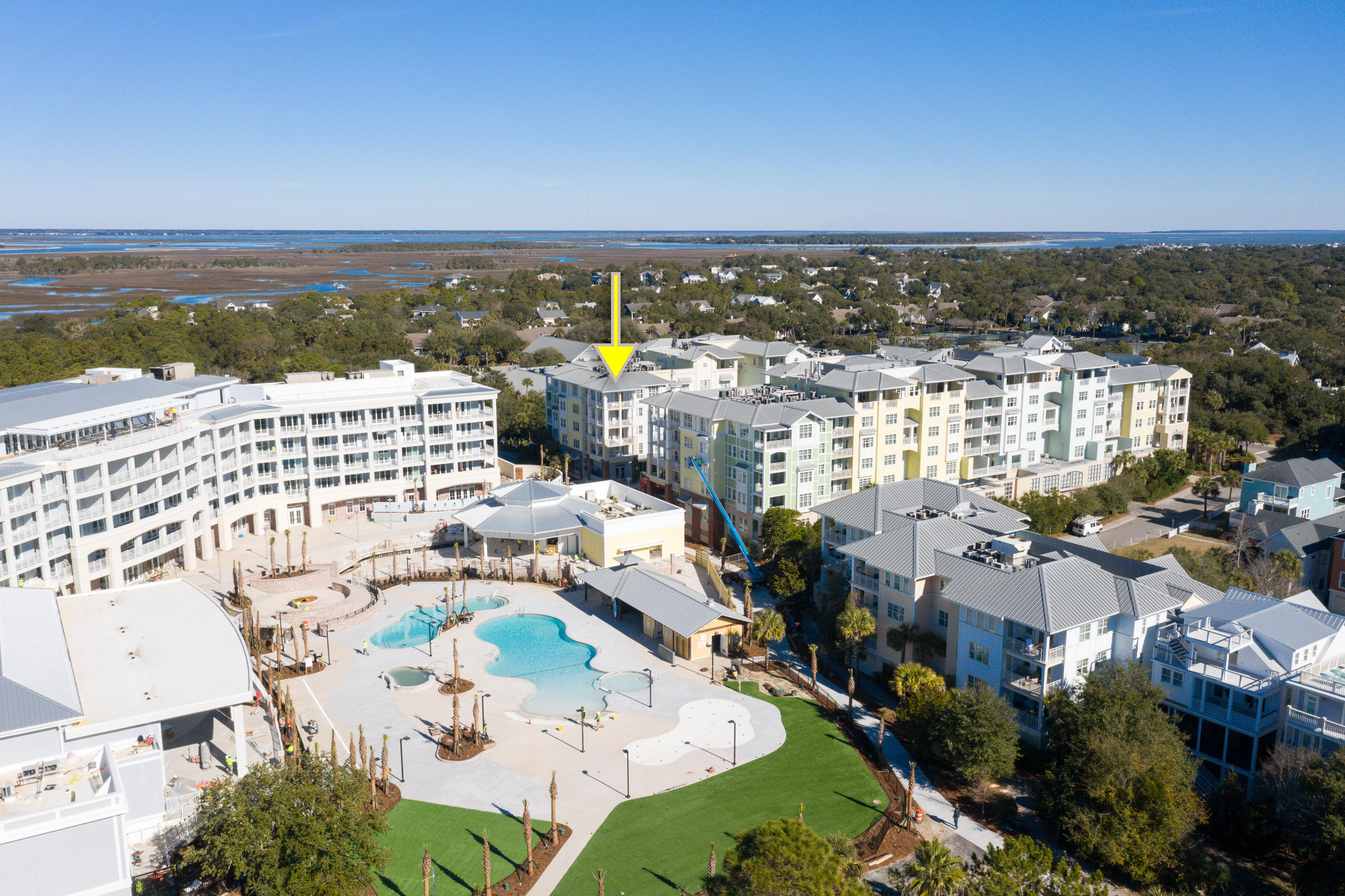 5804 Palmetto Drive UNIT 512-A Isle Of Palms, SC 29451
