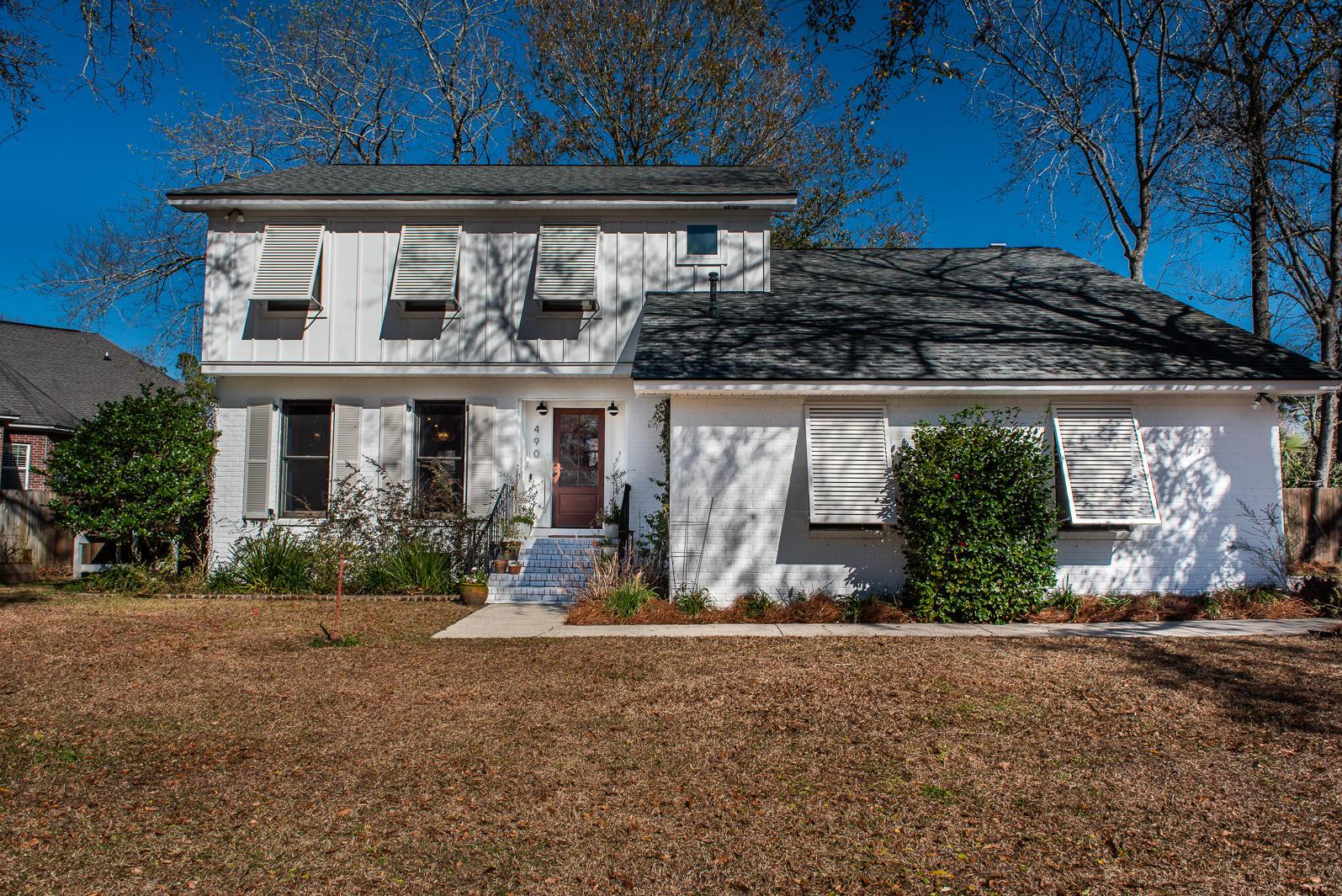 490 W Wimbledon Drive Charleston, Sc 29412