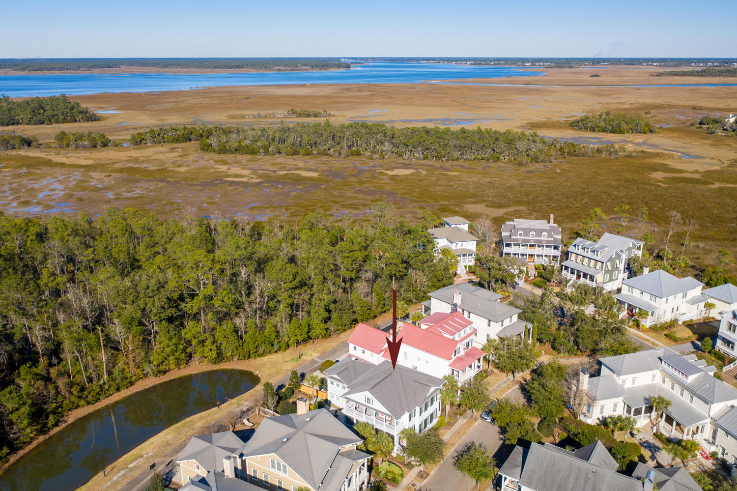 Belle Hall Homes For Sale - 740 Stucco, Mount Pleasant, SC - 47